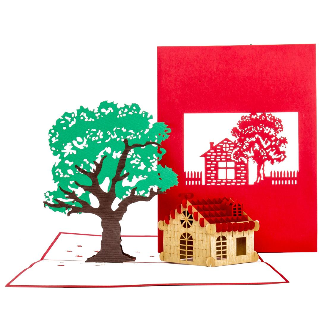 """My Home"" Haus & Baum"